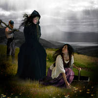 Snow White by ChrisRawlins