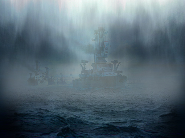 Ghosts Of Jutland by ChrisRawlins