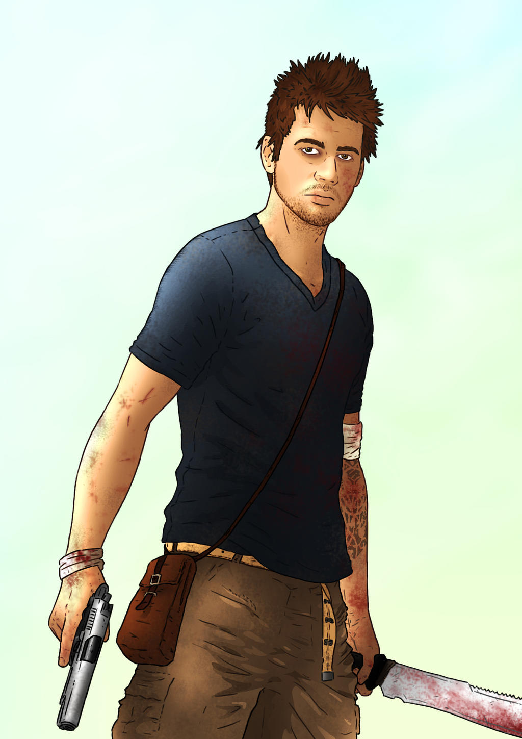 Far Cry 3 Jason Brody By Herpderp187 On Deviantart
