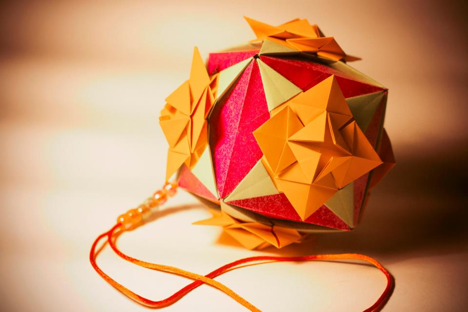 Ornamental Cube by kiddophoto