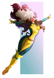 Rogue by pushfighter