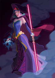 Sith Snow White by pushfighter