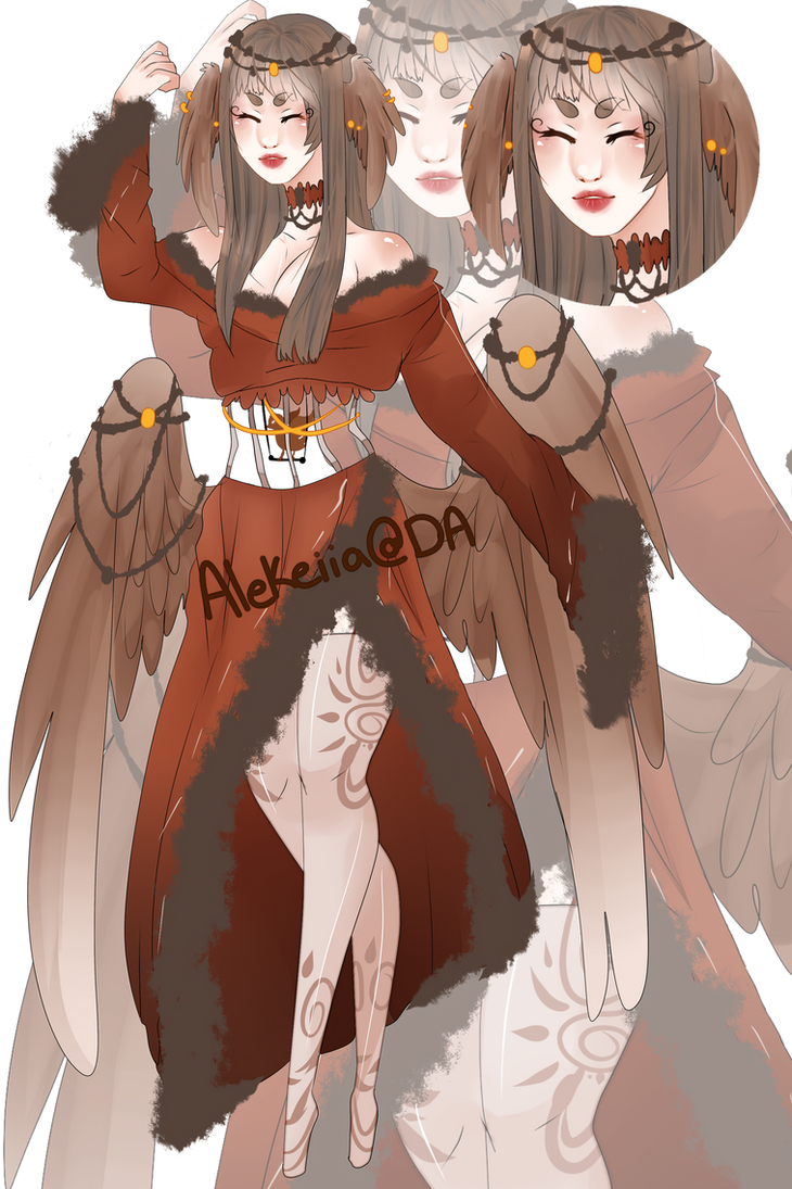[Adopt2] Caggies [CLOSE] by Alekeiia