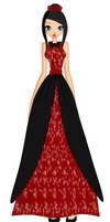 Shine Club OC Amy Princess Dress