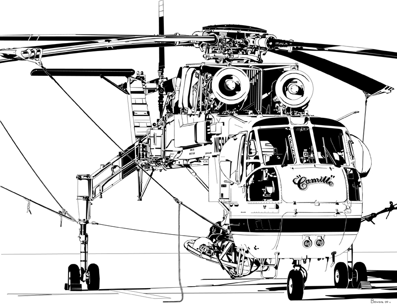 erickson air crane helicopter with Erickson Air Crane Sikorsky S 64f Skycrane 321247792 on 212754 as well Sikorsky CH 54 together with 4845262576 besides Watch further Ren Fire Fighting Base.