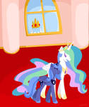 MLP-AT: All that princess...
