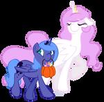 MLP: Halloween Luna
