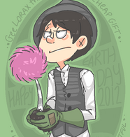 Lorax: Earth Day by TheKnysh