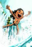 Tarzan - coloring book contest