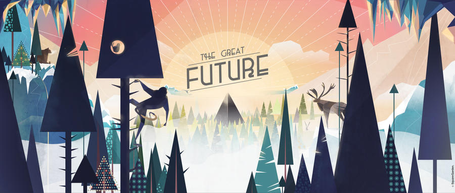 The Great Futur by Claire-Lacaes