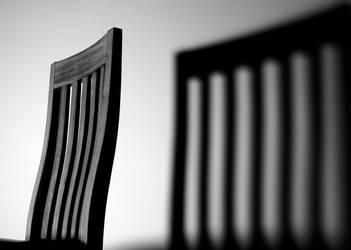 High Back Chair by SeanCatt
