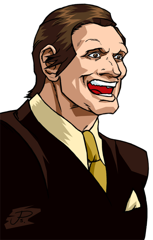 Mr. Trololo Portrait SFZ3 Style by DaiKuwabara
