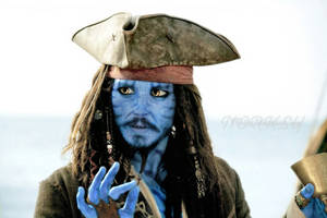 Captain Jack Sparrow by Norksy