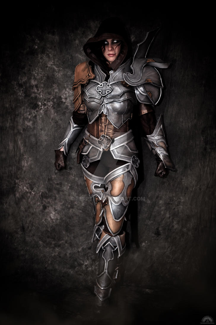 Diablo III - Demon Hunter by ferpsf