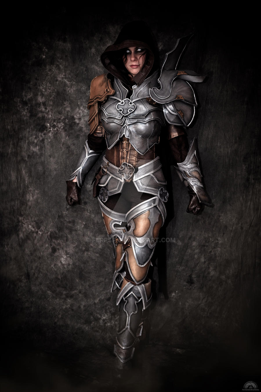 Diablo III - Demon Hunter by ferpsf on DeviantArt