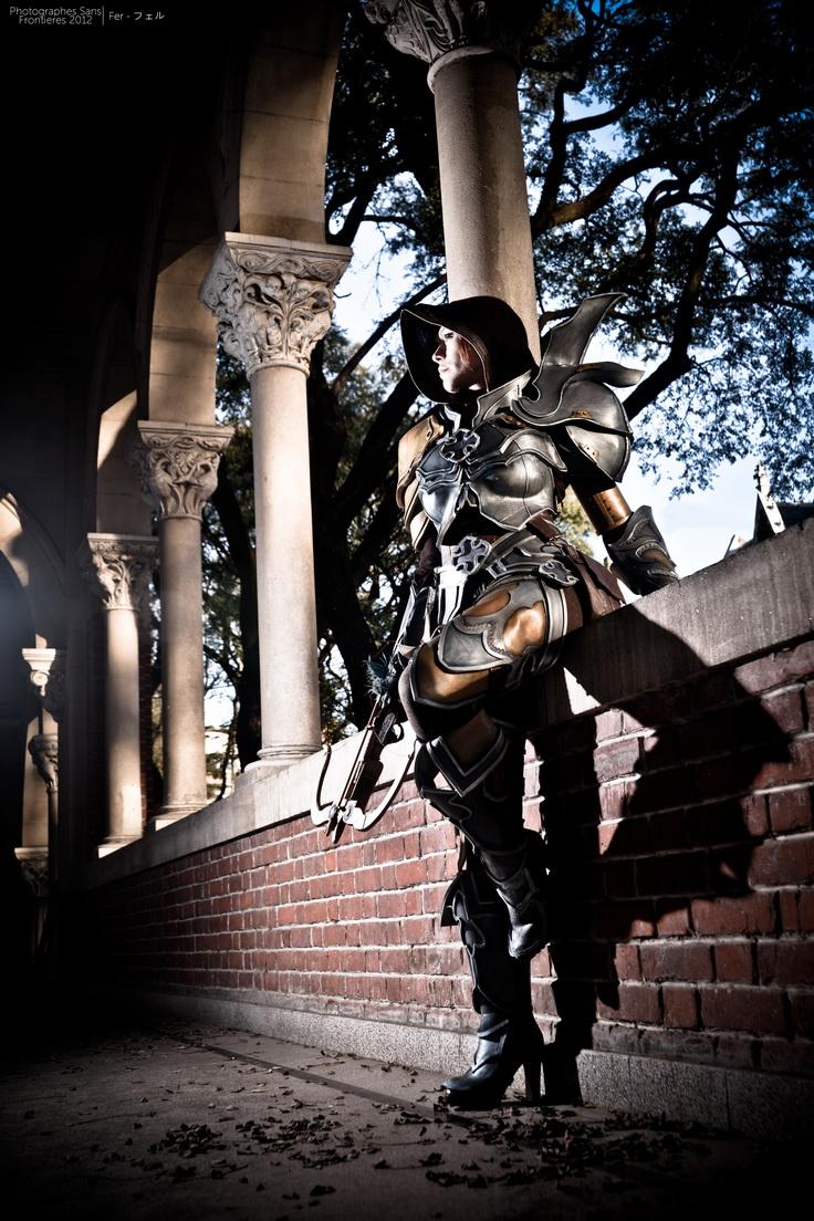 Diablo III - Demon Hunter: On Stranger's Land by ferpsf