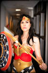 The Amazon itself: Wonder Woman