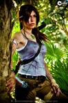 Lara Croft the new beginning