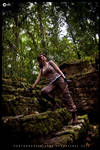 Tomb Raider: Pyramid of the Gods #1