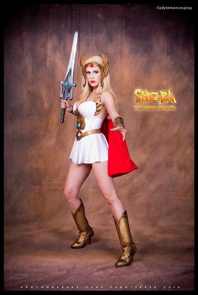 She-Ra Princess of Power by ferpsf