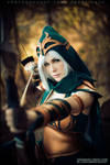 No one escapes my aim - Ashe - League of Legends