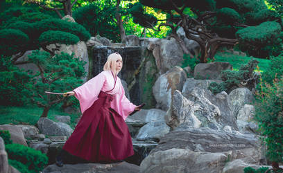 Fate New Order - Okita by Calssara