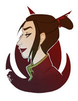 Azula by Art-Magpie