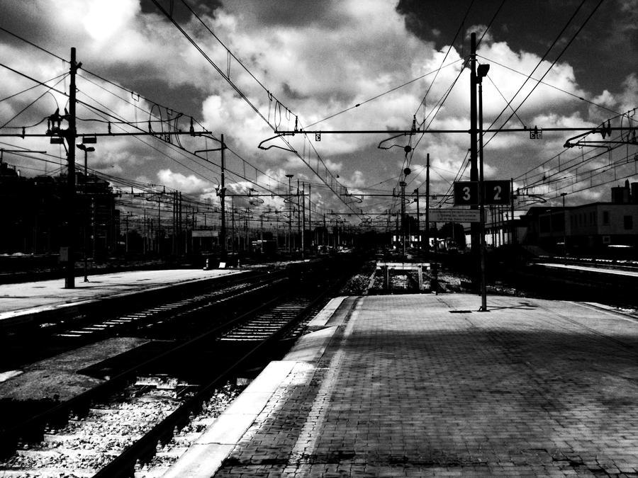Industrial Landscape By KaosNoctis