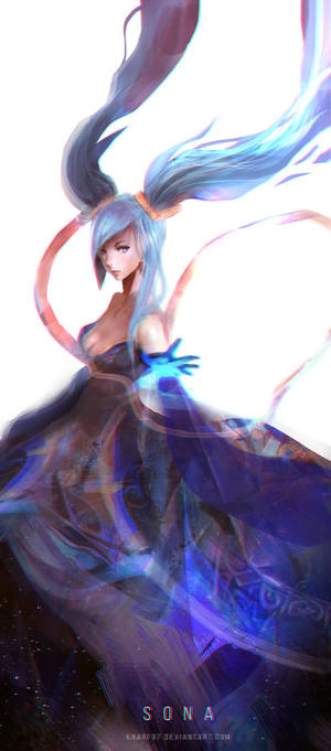 Sona - League of Legends