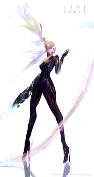 SSB4 - Zero Suit Samus