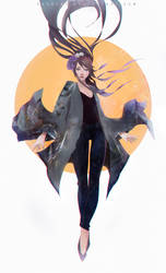 Xaae commission by Knarf97