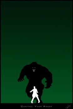 Hulk Poster V1