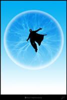 Magneto poster V1 by DanielMurrayART