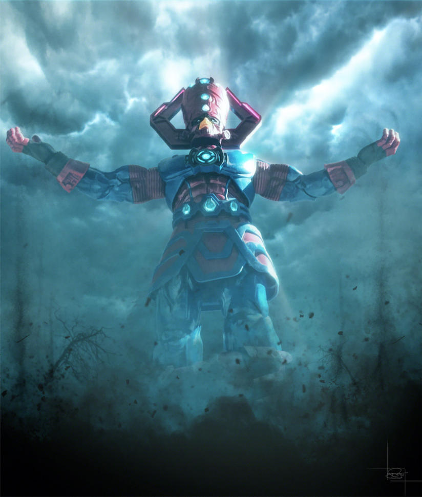 galactus wallpaper