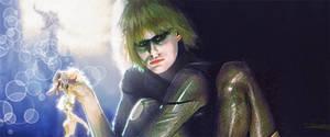 Pris - Blade Runner