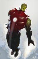 Ironman by DanielMurrayART