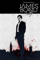 Dynamite 007 Cover MockupV14 by DanielMurrayART