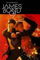 Dynamite 007 Cover MockupV21 by DanielMurrayART