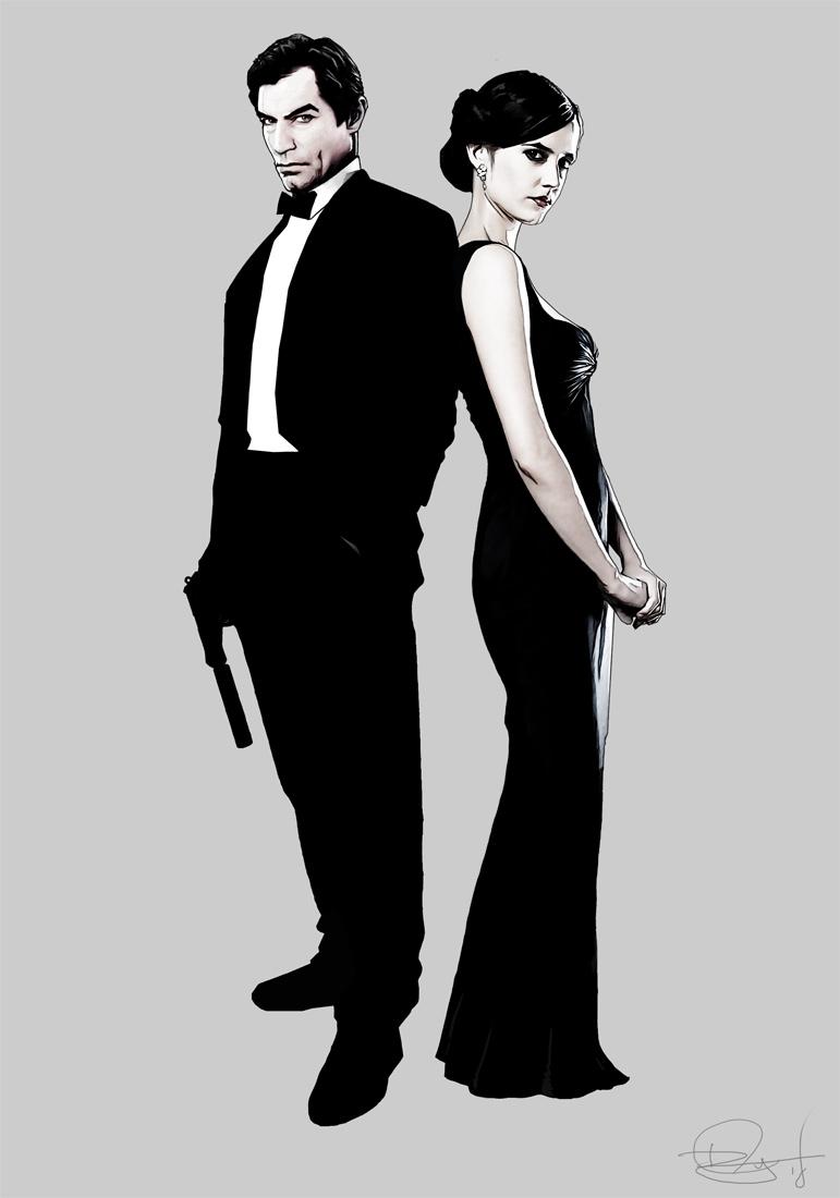 Casino Royale by DanielMurrayART