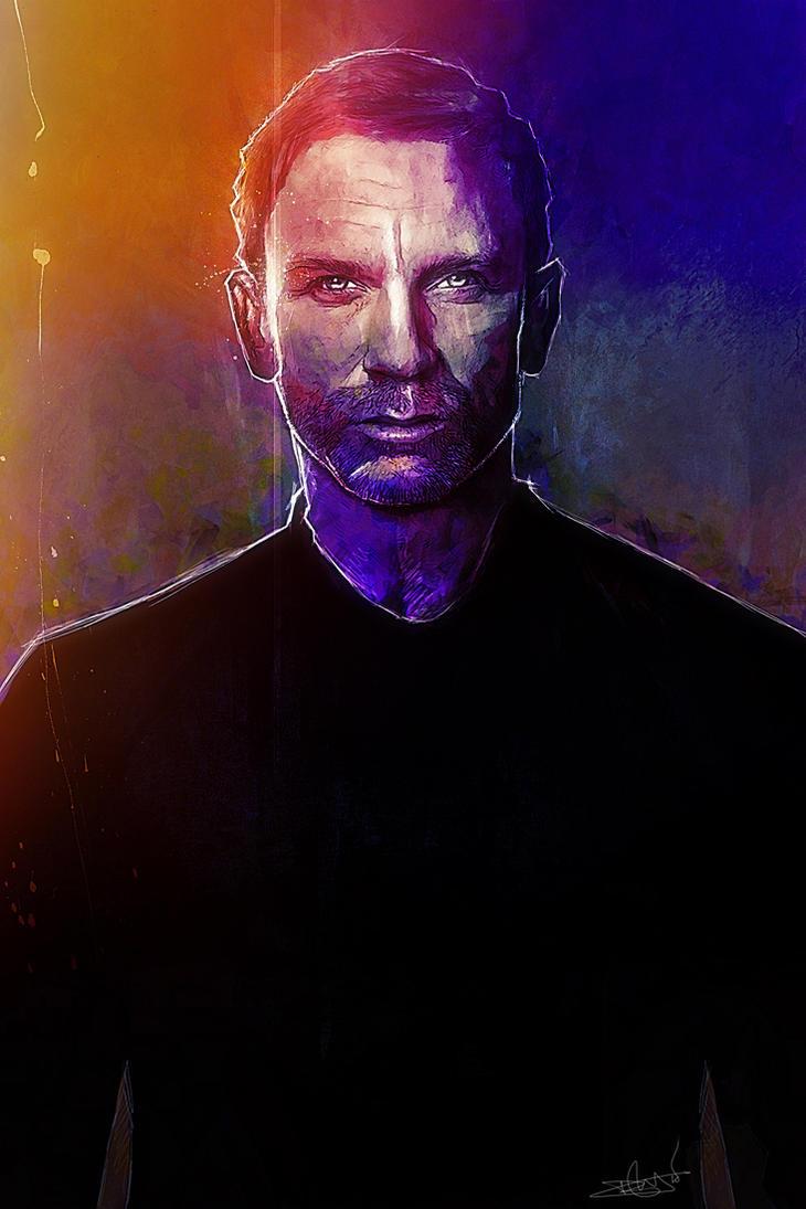007 - One More Unto The Breach. by DanielMurrayART