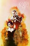 Dynamite 007 Cover MockupV 36 by DanielMurrayART