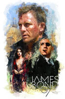 007 - Venezia by DanielMurrayART