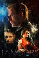 007 - Tangiers by DanielMurrayART