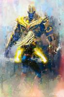 Captain Marvel by DanielMurrayART