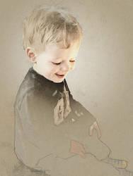 Grandson by DanielMurrayART