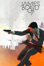 007 - Rio by DanielMurrayART