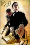 007 - London Calling by DanielMurrayART