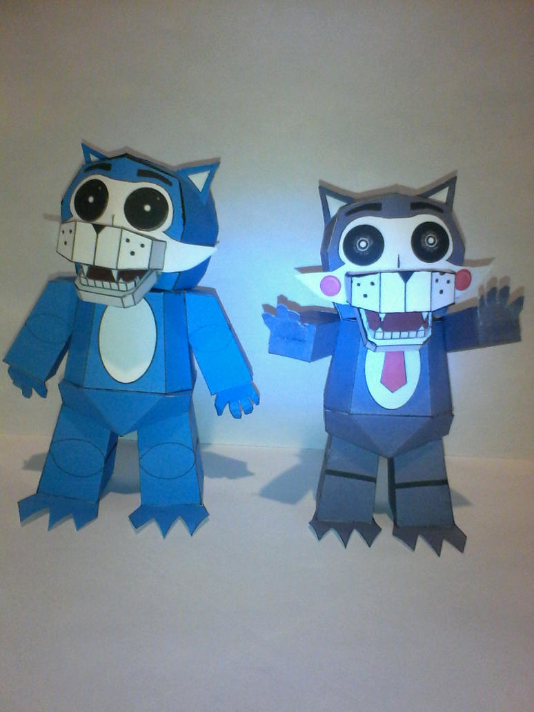 Five nights at freddy s sugar and candy night mode by axnemesis on