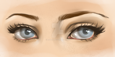 Eyes by MiaMae