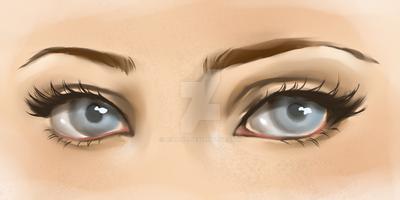 Eyes by MiaMae